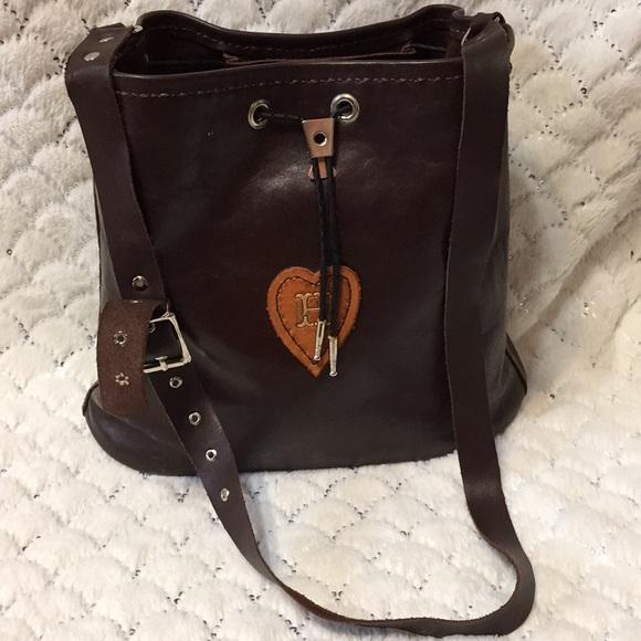 No Brand Bags   Beautiful Hand Made 100 Leather Bucket Purse   Poshmark 29eaadffbf